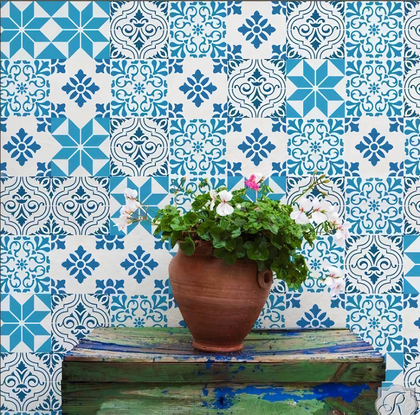 decorar-baldosas-hidraulicas-terraza1