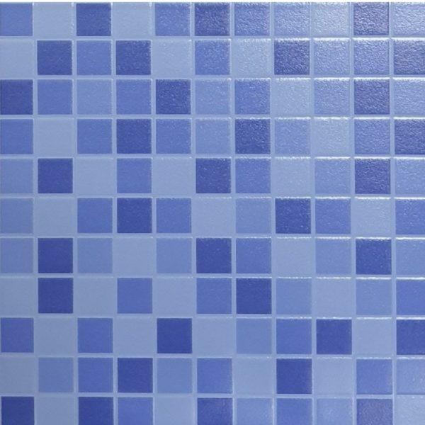 Piscine bleue